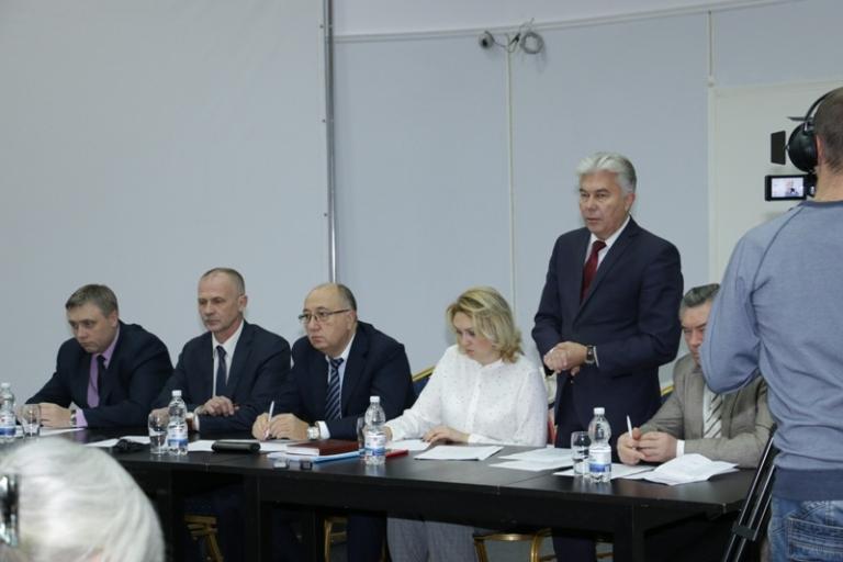 Собрание Ассоциации промышленников и предпринимателей Сарова