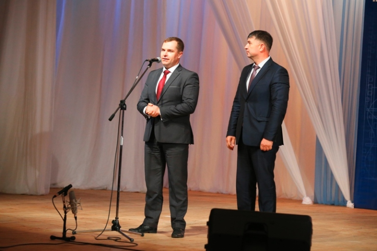 Сергей Жижин поздравил сотрудников ядерного центра с профессиональным праздником