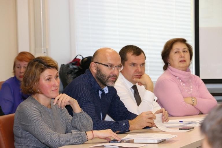 Заседание комитета по экономике и городскому хозяйству