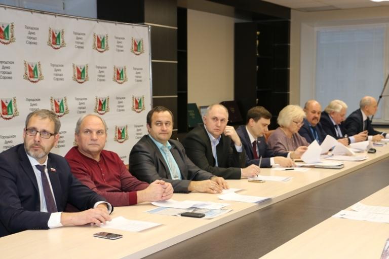 Поправки депутатов в бюджет города. Обсуждение