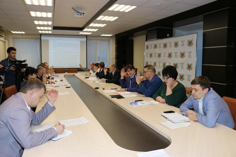 Итоги заседания комитета по социальным вопросам
