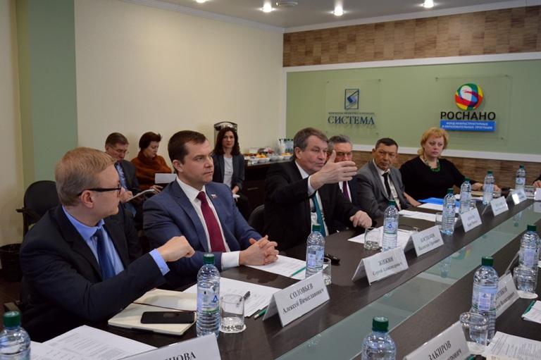 Сергей Жижин: развитие образовательного направления в приоритете для ядерного центра и города