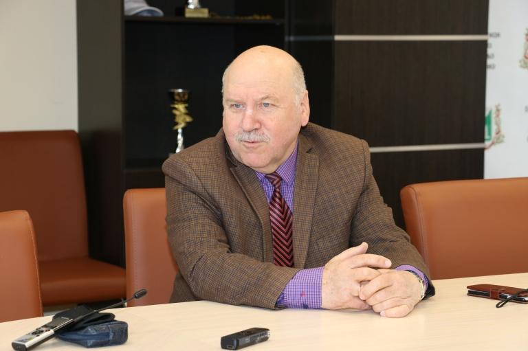 Анатолий Амеличев: «Дума второго созыва —  команда интересных людей»