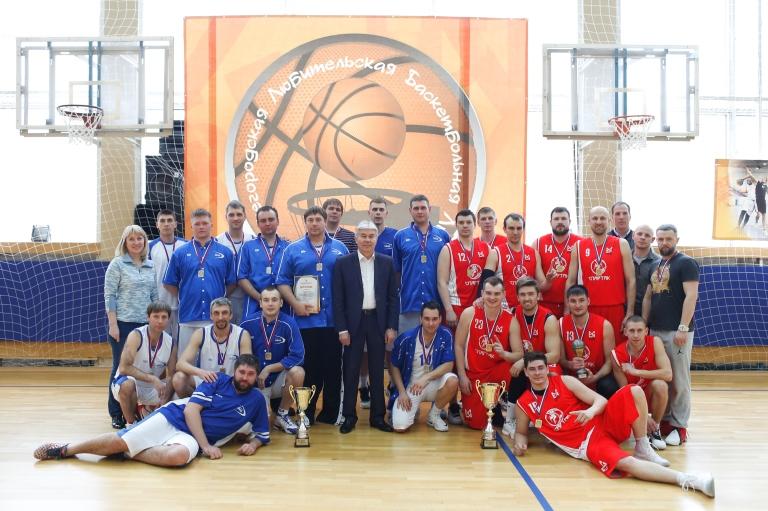 Ежегодный баскетбольный любительский турнир