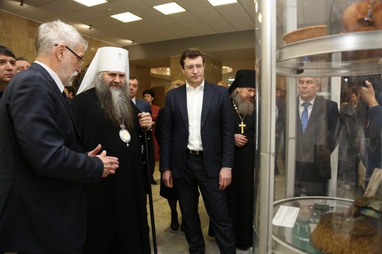 Глеб Никитин: «Саров будет играть особую роль в паломническо-туристическом кластере Нижегородской области»