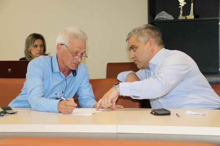 Проверка, строительство, планы… Работа совместного заседания комитетов