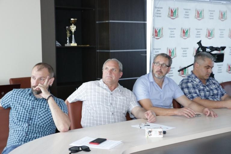 Глава города и глава администрации отчитались о работе за 2018 год
