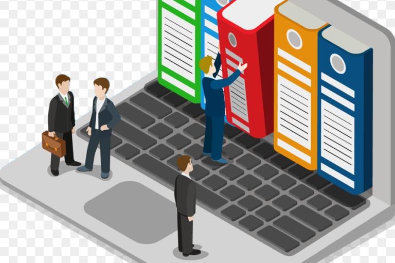 Переход на систему электронного документооборота
