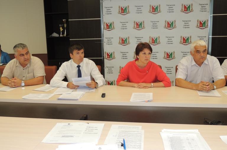 Депутаты обсуждают предложение о повышении тарифов