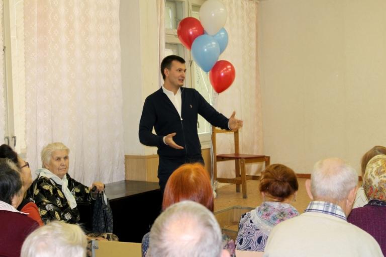 Денис Щербуха: «Я рад снова видеть знакомые лица»