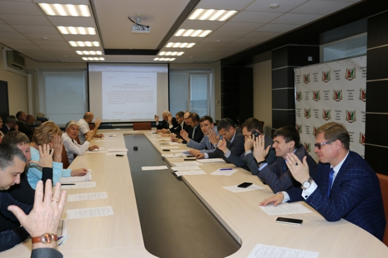 Вопросы совместного заседания комитетов