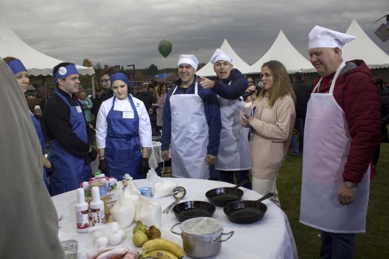 Депутаты на кулинарном поединке