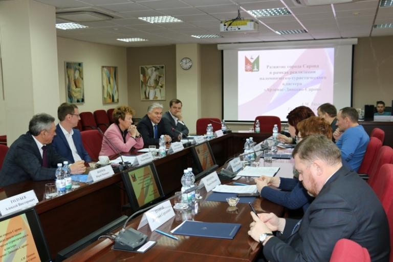 Рабочий визит из Калининградской областной думы и нижегородского заксобрания