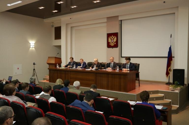 О реализации нацпроектов в Сарове, о бюджете города. Итоги заседания думы