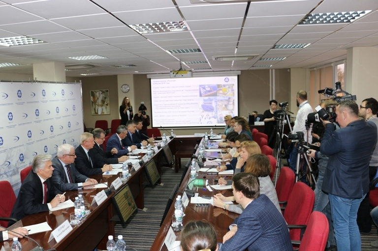 Валентин Костюков – об итогах работы ядерного центра в 2019-м году
