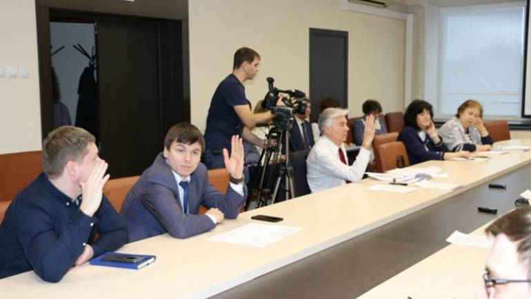 Итоги совместного заседания комитета