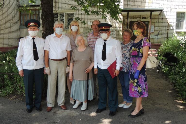 Зинаида Игрунина — заслуженный ветеран Нижегородской области
