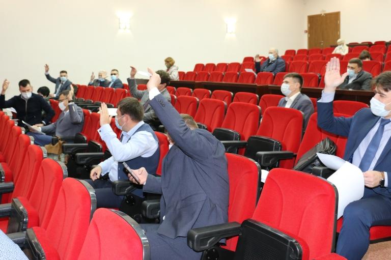 Заседание планово-бюджетного комитета