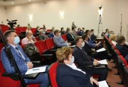 Заседание гордумы: сформирована согласительная комиссия