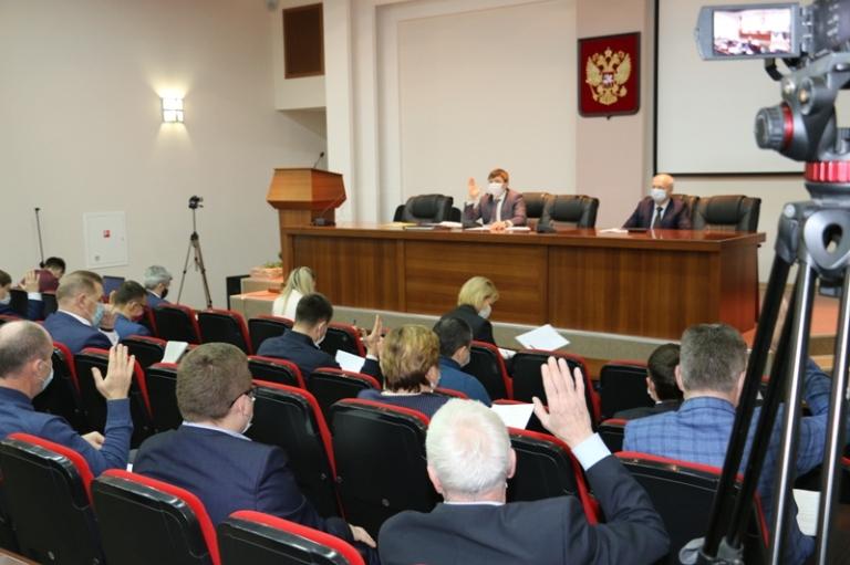 Итоги первого в этом году заседания думы. Комментарий Антона Ульянова