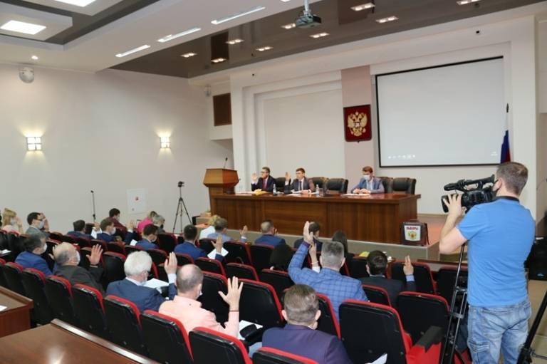 Согласованы кандидатуры заместителей главы администрации Сарова