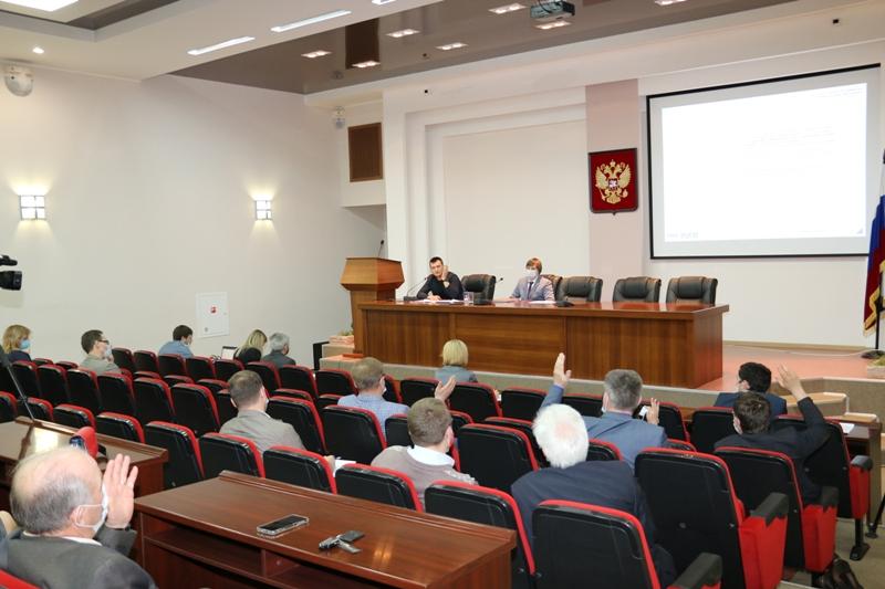 Итоги заседания комитета по городскому хозяйству, градостроительству