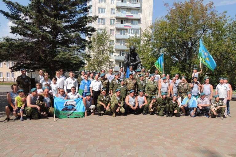Профессиональный праздник «крылатой пехоты» — День ВДВ