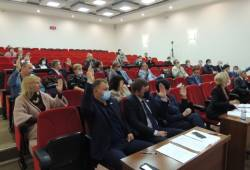 Депутаты на заседании думы выбрали название проезда
