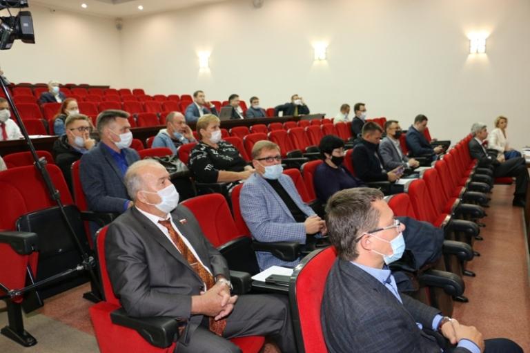 Депутаты обсудили название городского проезда
